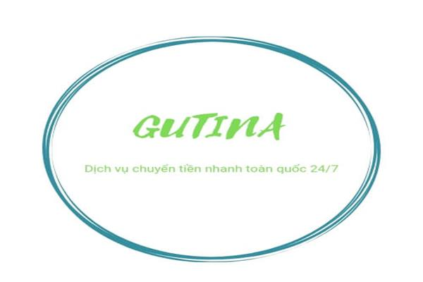 Gutina - chuyển tiền nhanh không cần chứng minh thư