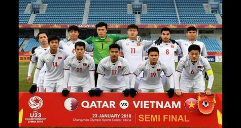 Dịch vụ chuyển tiền nhanh Gutina ưu đãi cực sốc chúc mừng U23 Việt Nam