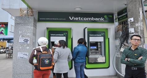 Chuyển khoản qua ATM Vietcombank một cách dễ dàng
